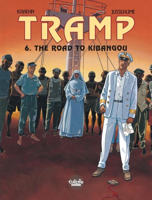 Tramp 6 - Volume - The Road to Kibangou
