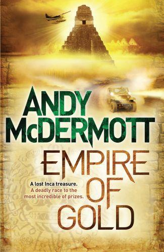 Empire of Gold (Wilde/Chase 7)