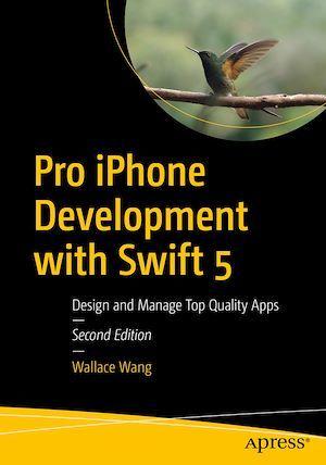 Pro iPhone Development with Swift 5