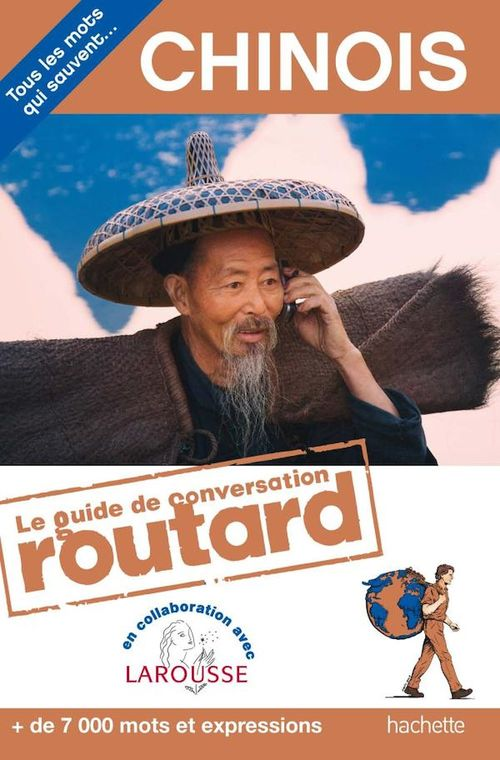 Le guide de conversation Routard ; chinois
