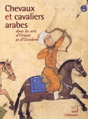 Chevaux Et Cavaliers Arabes  (Broche)