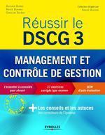 Vente Livre Numérique : Réussir le DSCG 3 - Management et contrôle de gestion  - Caroline Selmer - Zouhair Djerbi - Xavier Durand