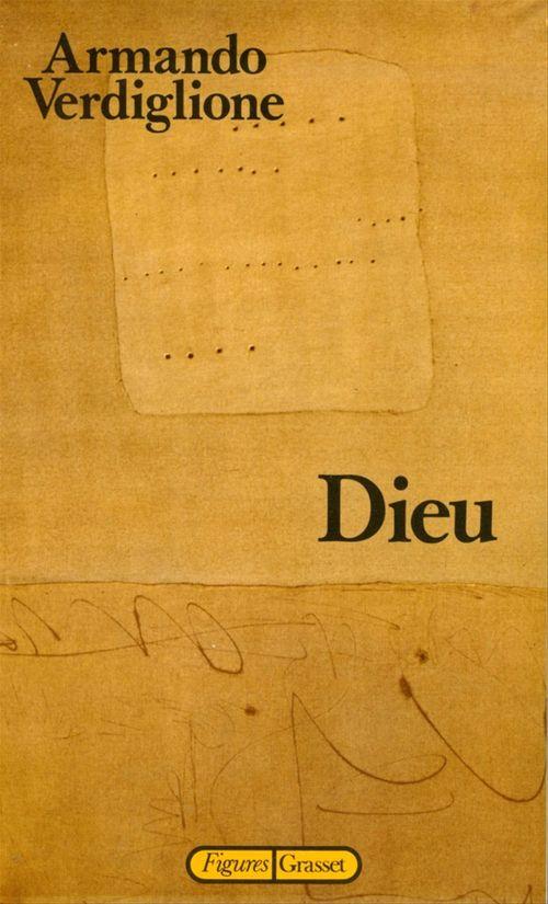 Dieu  - Armando Verdiglione