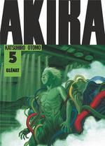 Couverture de Akira (Noir Et Blanc) - Edition Originale - Tome 05