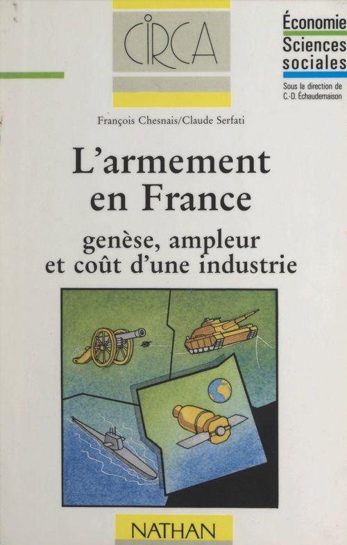 L'armement en France