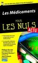 Les médicaments pour les Nuls Actu  - Philippe Berrebi  - Jean-François LEMOINE