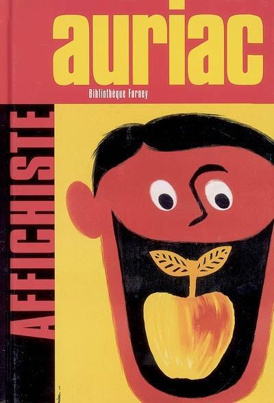 Jacques Auriac, affichiste