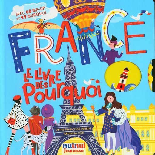France ; le livre des pourquoi