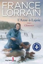 Vente Livre Numérique : L'anse a la joie v 3  - France Lorrain