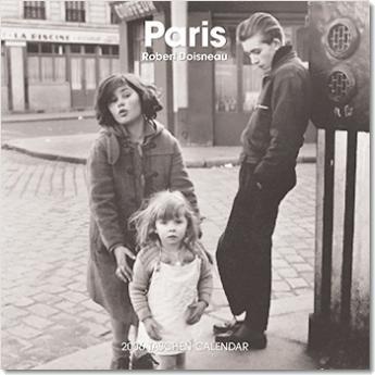 Doisneau paris calendrier (édition 2006)