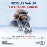 Vente AudioBook : La Grande Course  - Nicolas Vanier