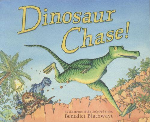 Dinosaur Chase !
