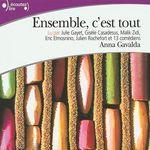 Vente AudioBook : Ensemble, c'est tout  - Anna Gavalda