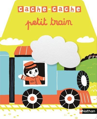 CACHE-CACHE t.11 ; petit train