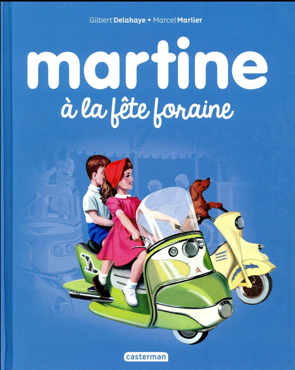 Martine T.6 ; Martine à la fête foraine