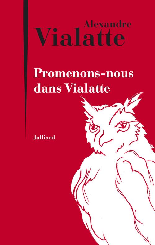 Promenons-nous dans Vialatte