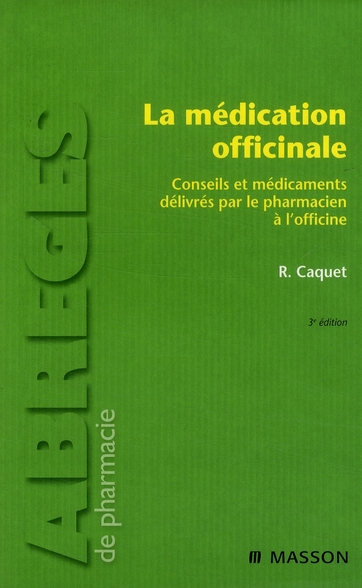 La Medication Officinale