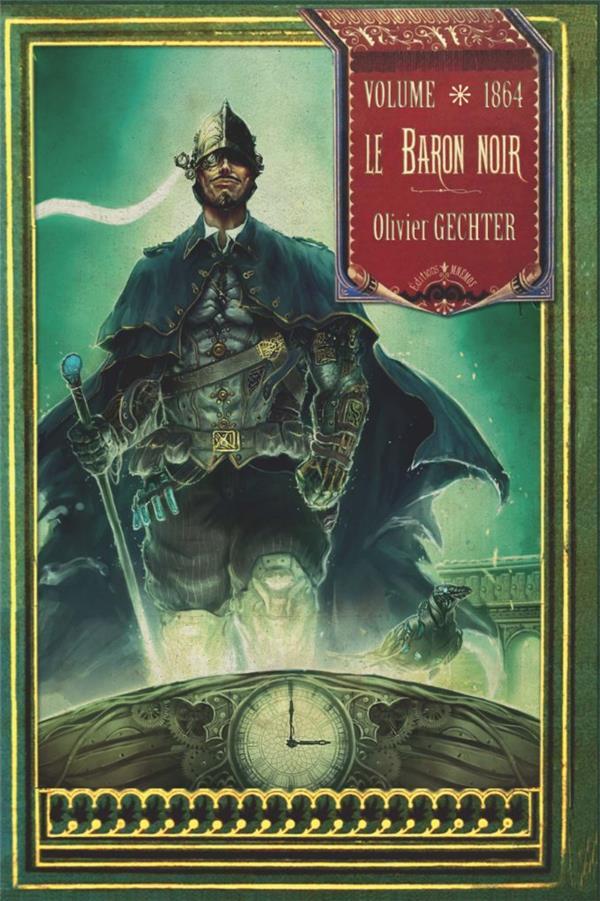 Le Baron noir ; volume 1864