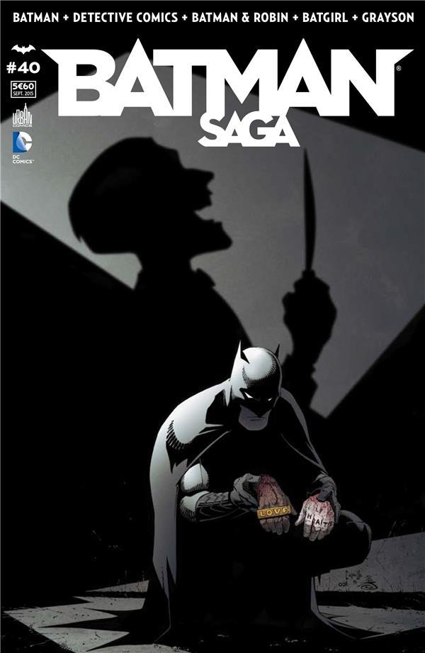 Batman saga 40