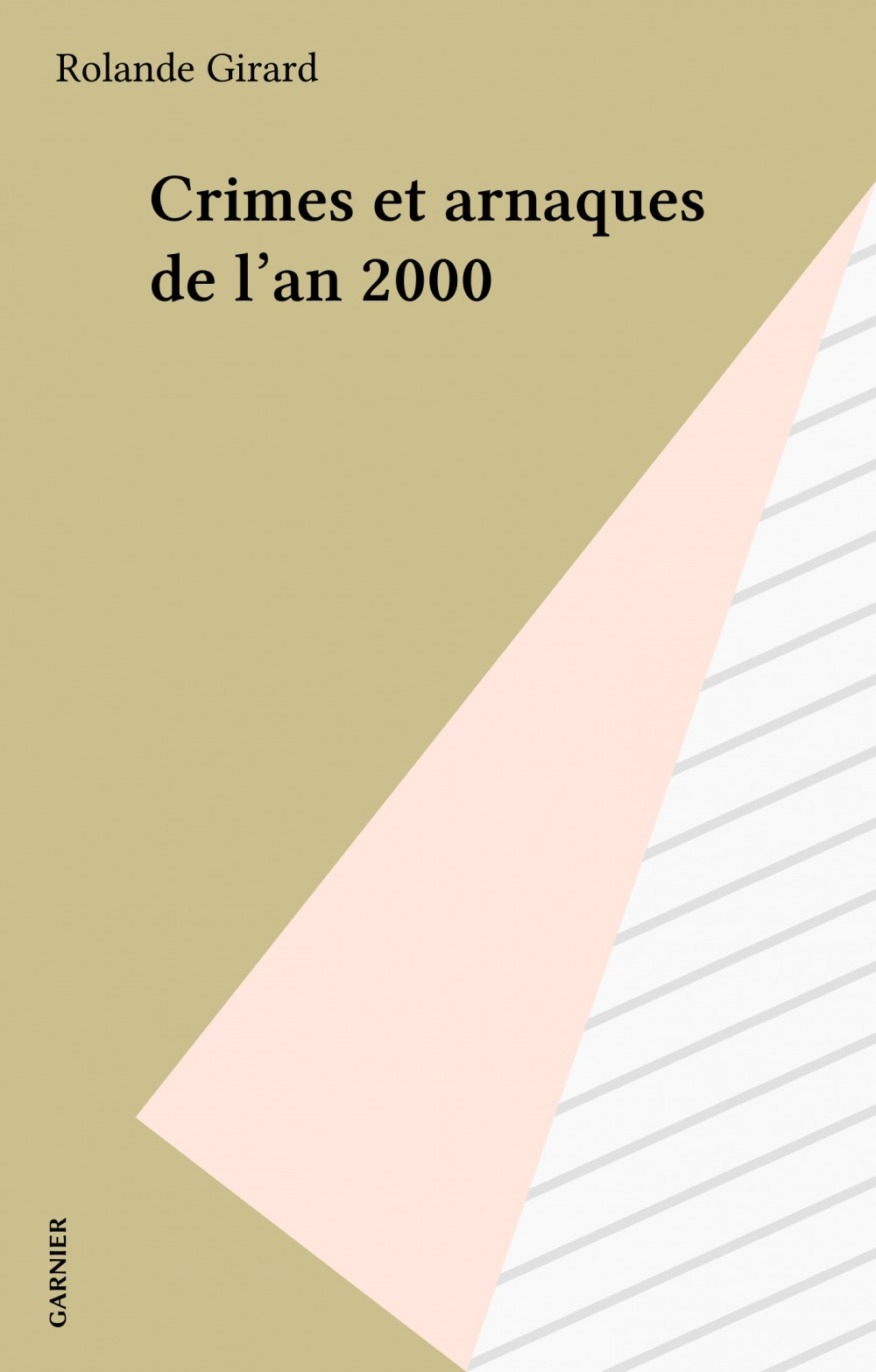 Crimes et arnaques de l'an 2000