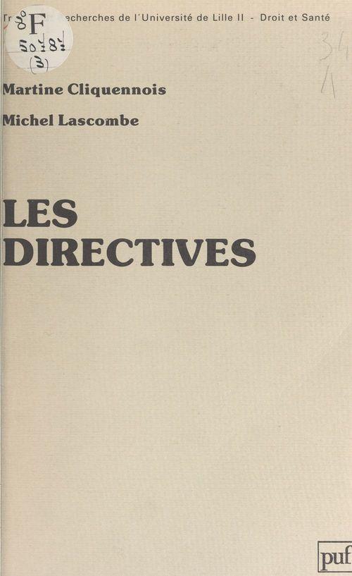 Les directives