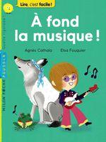 Vente EBooks : À fond la musique !  - Agnès Cathala