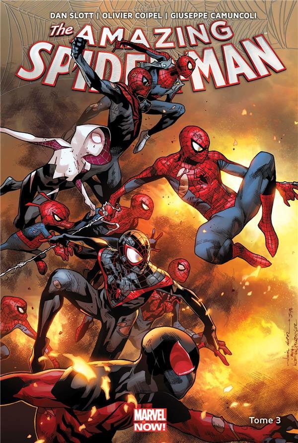 the amazing Spider-Man t.3 ; Spider-Verse