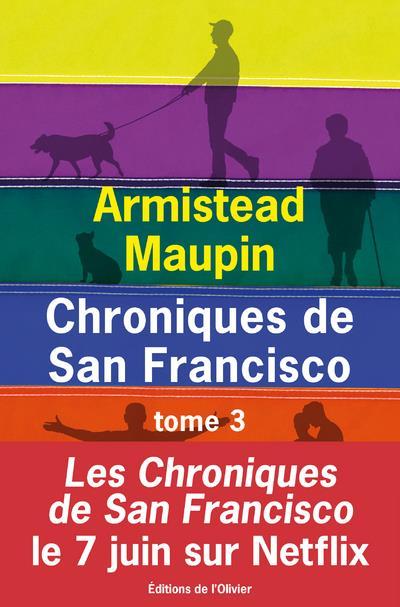 Chroniques de San Francisco ; INTEGRALE VOL.3 ; T.7 A T.9