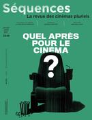 Séquences : la revue de cinéma. No. 323, Juillet 2020