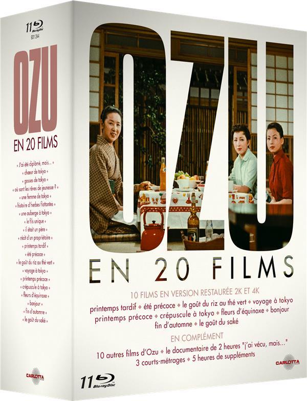Ozu en 20 films