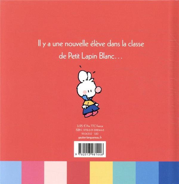 Petit Lapin Blanc ; est amoureux
