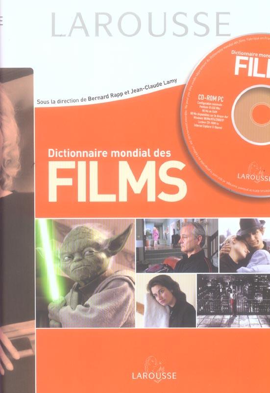Dictionnaire mondial des films (édition 2005)