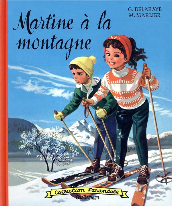 Martine ; à la montagne