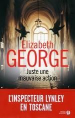 Vente Livre Numérique : Juste une mauvaise action  - Elizabeth George
