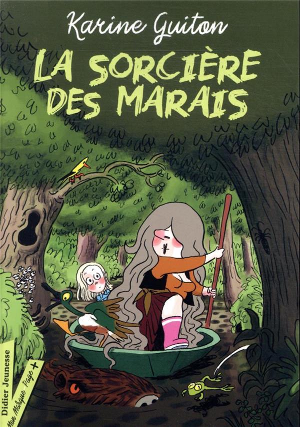 LA SORCIERE DES MARAIS