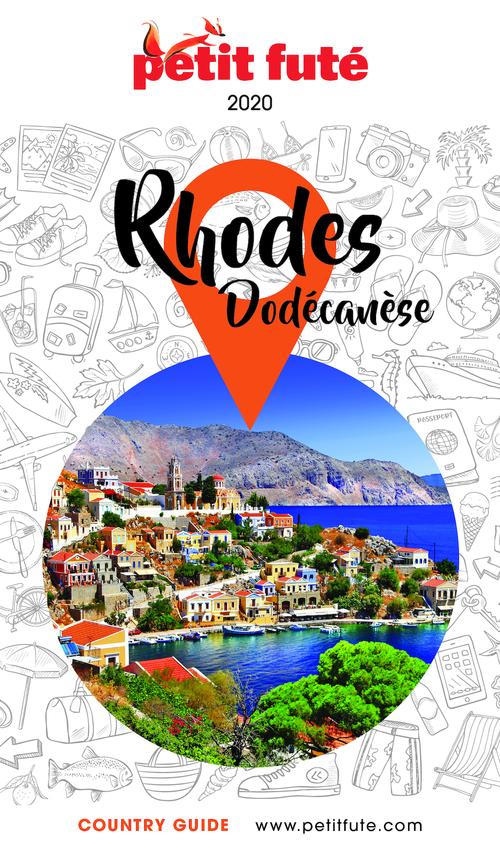 RHODES / DODÉCANÈSE 2020/2021 Petit Futé