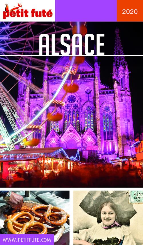 GUIDE PETIT FUTE ; REGION ; Alsace (édition 2020)