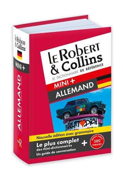 LE ROBERT & COLLINS ; MINI + ; dictionnaire allemand