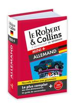 LE ROBERT & COLLINS ; MINI + ; dictionnaire allemand