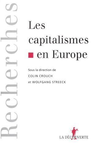Le capitalisme en Europe