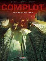 Vente EBooks : Complot T01  - Luc Brahy