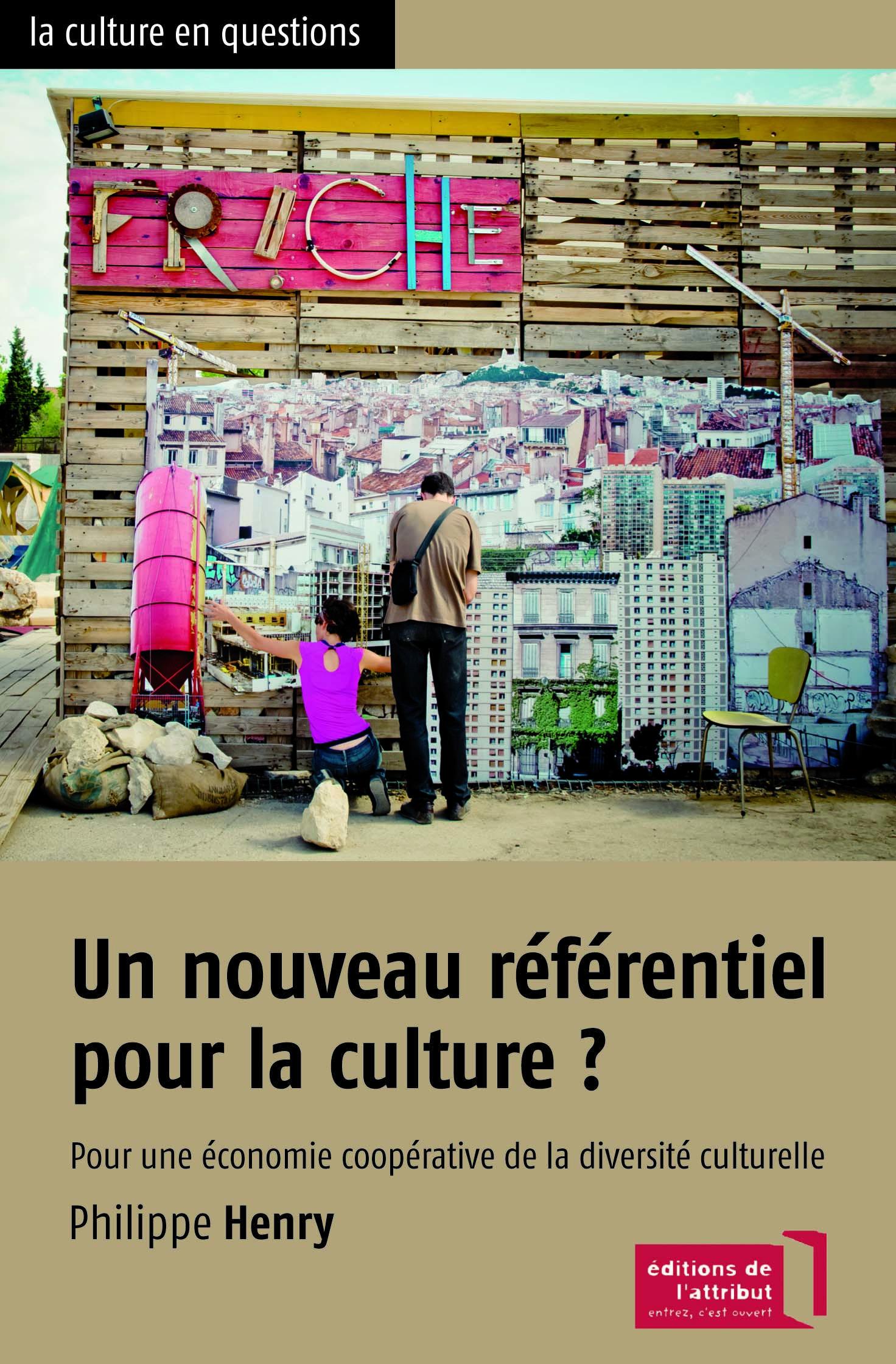 Un nouveau referentiel pour la culture