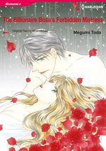 Vente Livre Numérique : Harlequin Comics: The Billionaire Boss's Forbidden Mistress  - Megumi Toda - Miranda Lee