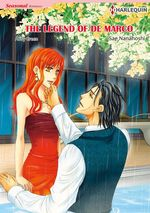 Vente Livre Numérique : Harlequin Comics: The Legend of De Marco  - Abby Green - Sae Nanahoshi
