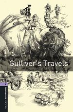 Vente EBooks : Gulliver's Travels Level 4 Oxford Bookworms Library  - Jonathan Swift