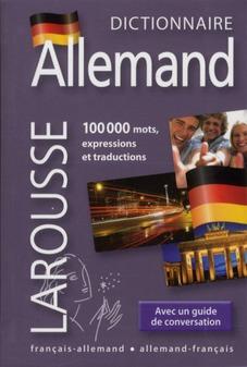 Mini Plus Dictionnaire Larousse ; Francais-Allemand / Allemand-Francais