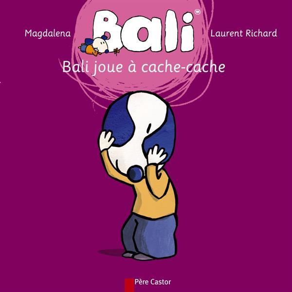 Bali joue à cache-cache