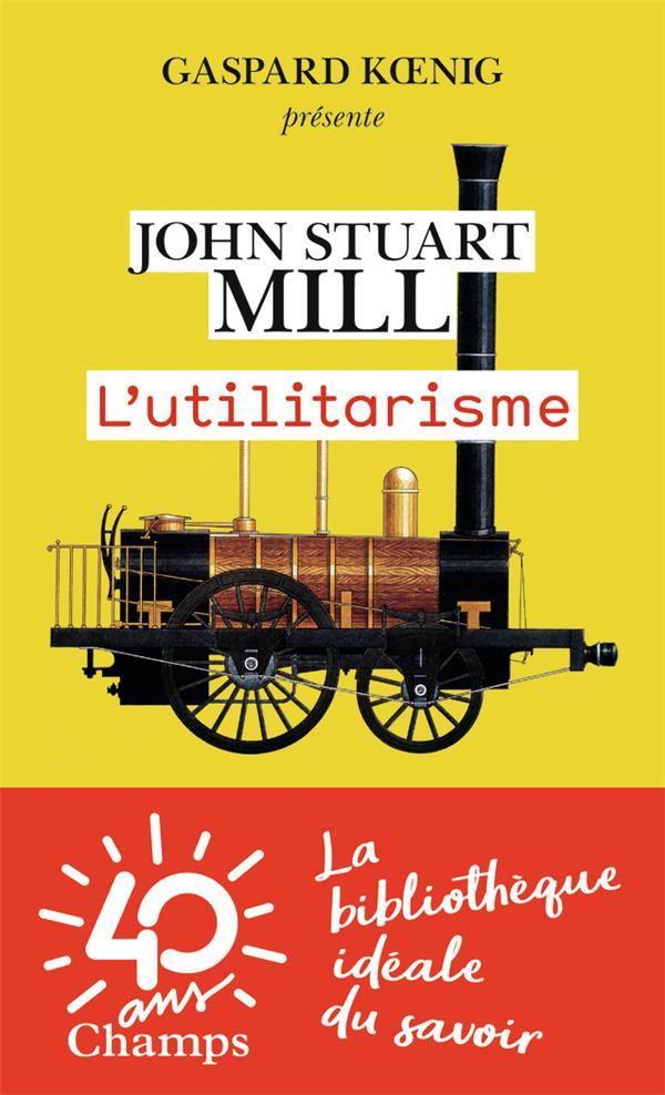 - L'UTILITARISME