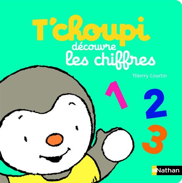 T'Choupi ; Decouvre Les Chiffres