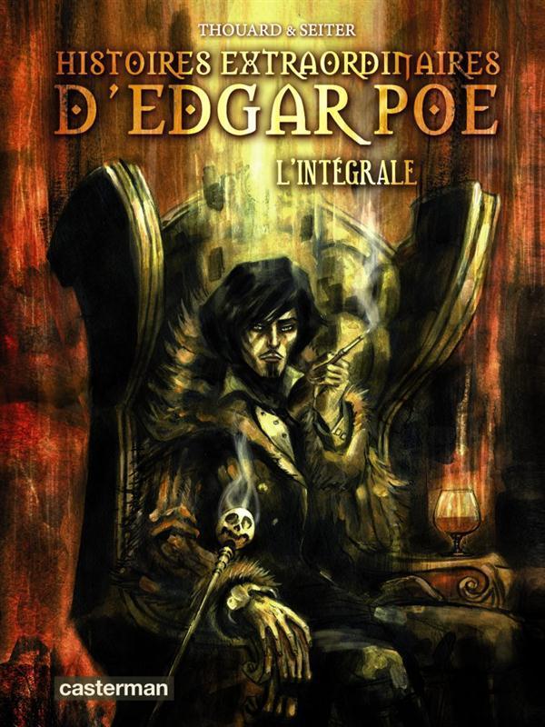 Histoires extraordinaires d'Edgar Poe ; intégrale